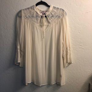 Calypso St. Barth Terra Shirt S NWOT